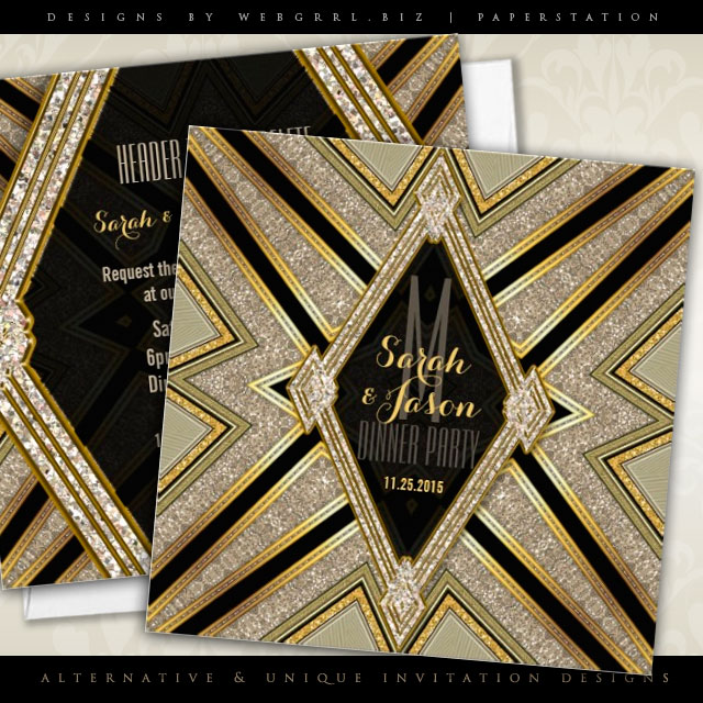 art_deco_goldy_diamonds_dinner_party_invitations