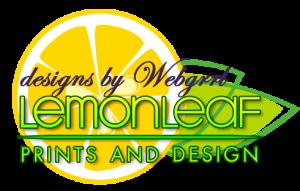designbyWebgrrl-LemonleafLogo-1