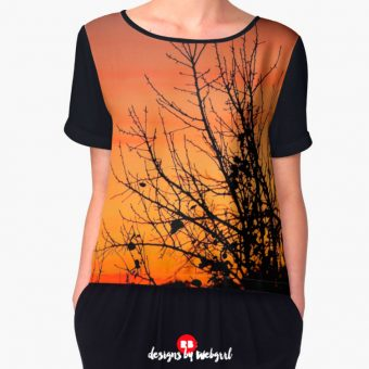 orangeliquid-CHIFFON-TOP