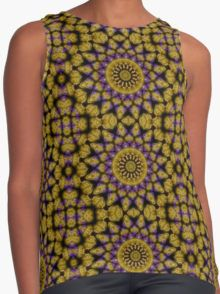 mayani-gold-purple-contrast-tank