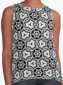 mosaico-blackgray-geometric-pattern-contrasttanks